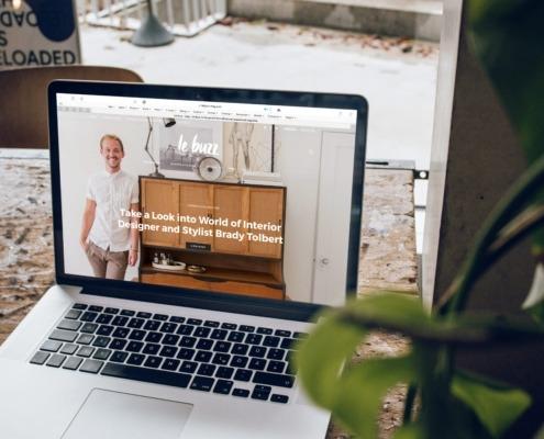 Weboldal készítés kép